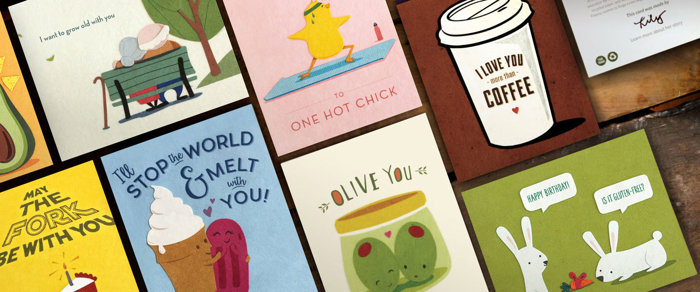 The Write Stuff 10 New Fun Ways To Sell Greeting Cards Stationery
