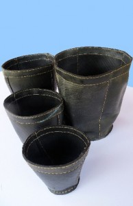 SCHOOL Rubber Buckets